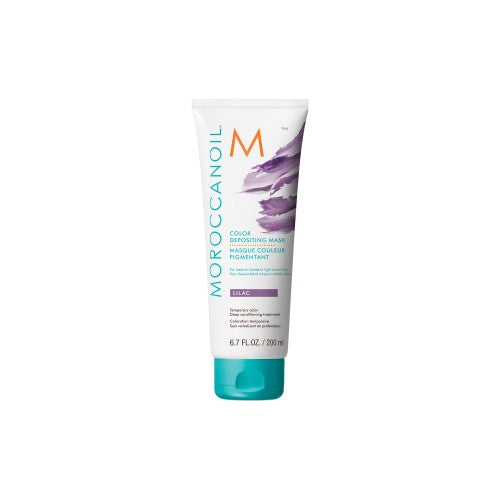 Moroccanoil Color Depositing Mask (Lilac)