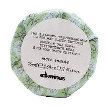 Load image into Gallery viewer, DAVINES MORE INSIDE This is a Medium Hold Finishing Gum 75ml