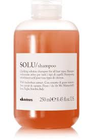 ESSENTIAL HAIRCARE SOLU Shampoo 250 ml