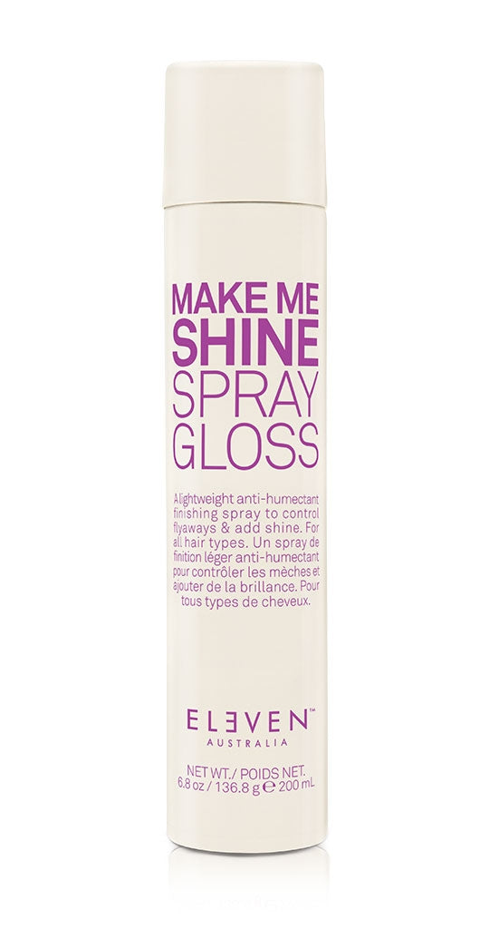 ELEVEN MAKE ME SHINE SPRAY GLOSS 200ML