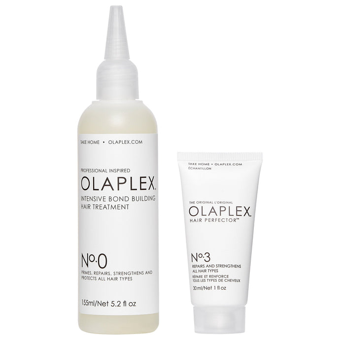 NO. 0 OLAPLEX INTENSIVE BOND BUILDING TREATMENT