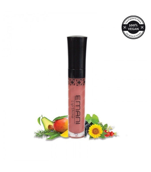 Organic Lip Shine - Rain Maker (TS) 7ml