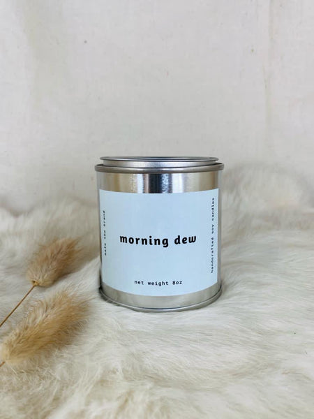 Morning Dew candle by Mala the Brand available at Local Assembly