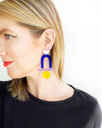 Mega Stack Earrings by Combinist Goods
