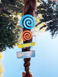 Swirl barrette by Chunks available at Local Assembly in Victoria, BC