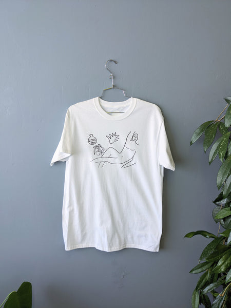Millie & Lou Wilson tee available at Local Assembly