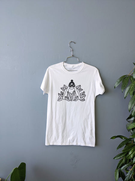 Explorer tee by Ashleigh Green available at Local Assembly