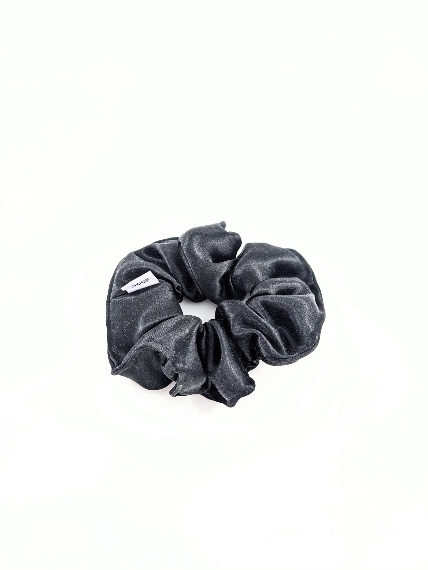 Silk hair scrunchies by Hair of the Dog available at Local Assembly
