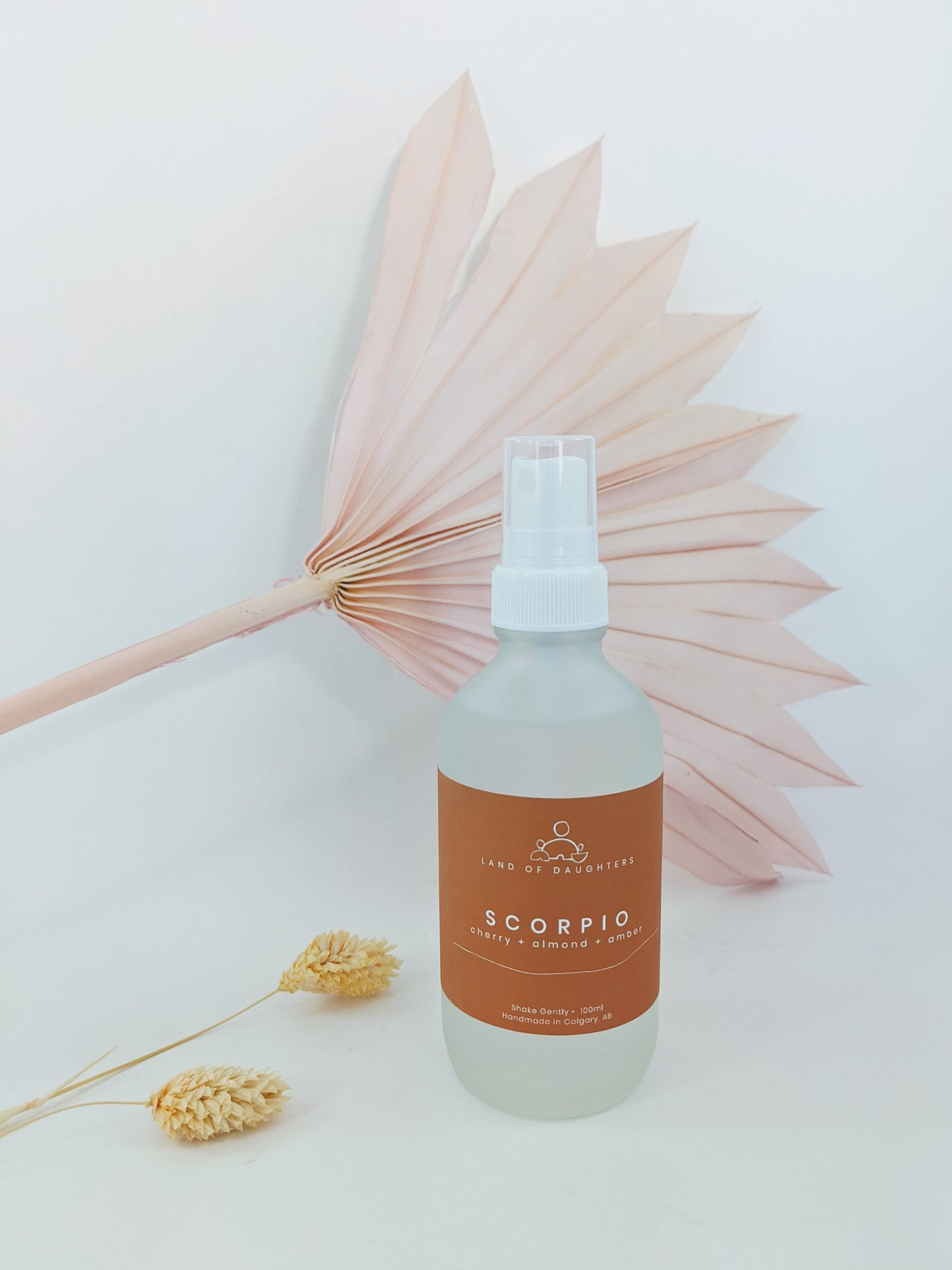Scorpio aroma spray by Land of Daughters available at Local Assembly