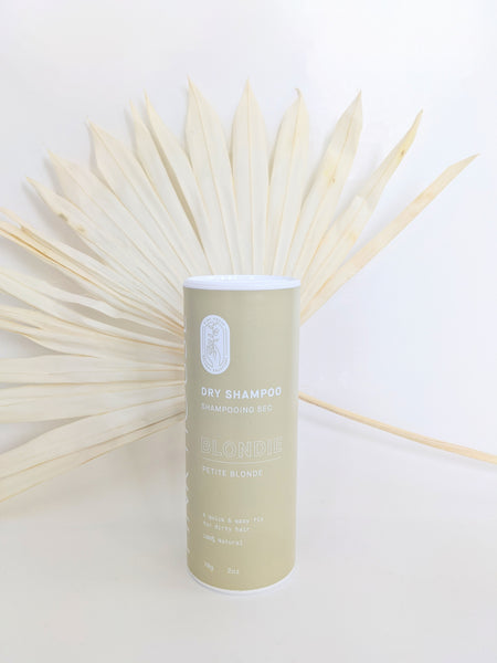 Blondie dry shampoo by Pink House available at Local Assembly