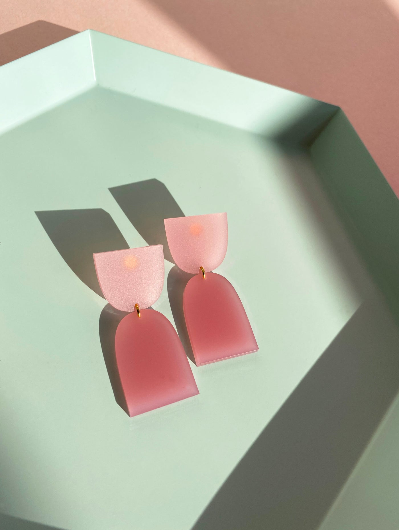 Cinch Earrings by Combinist Goods