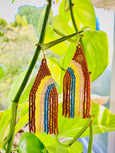 Kalahari Earrings by Beads + Babes