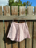 High-Waisted Lounge Shorts by Lizard Breath
