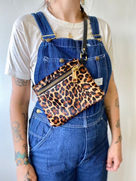 Leopard Fanny Pack by Your Bag of Holding