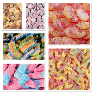 Bulk Candy - Sour Mix