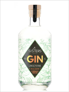 4 Sisters Lime & Thyme Gin 70cl