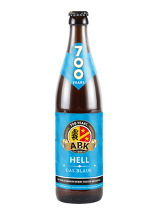 ABK Hell 20 x 500ml Bottles
