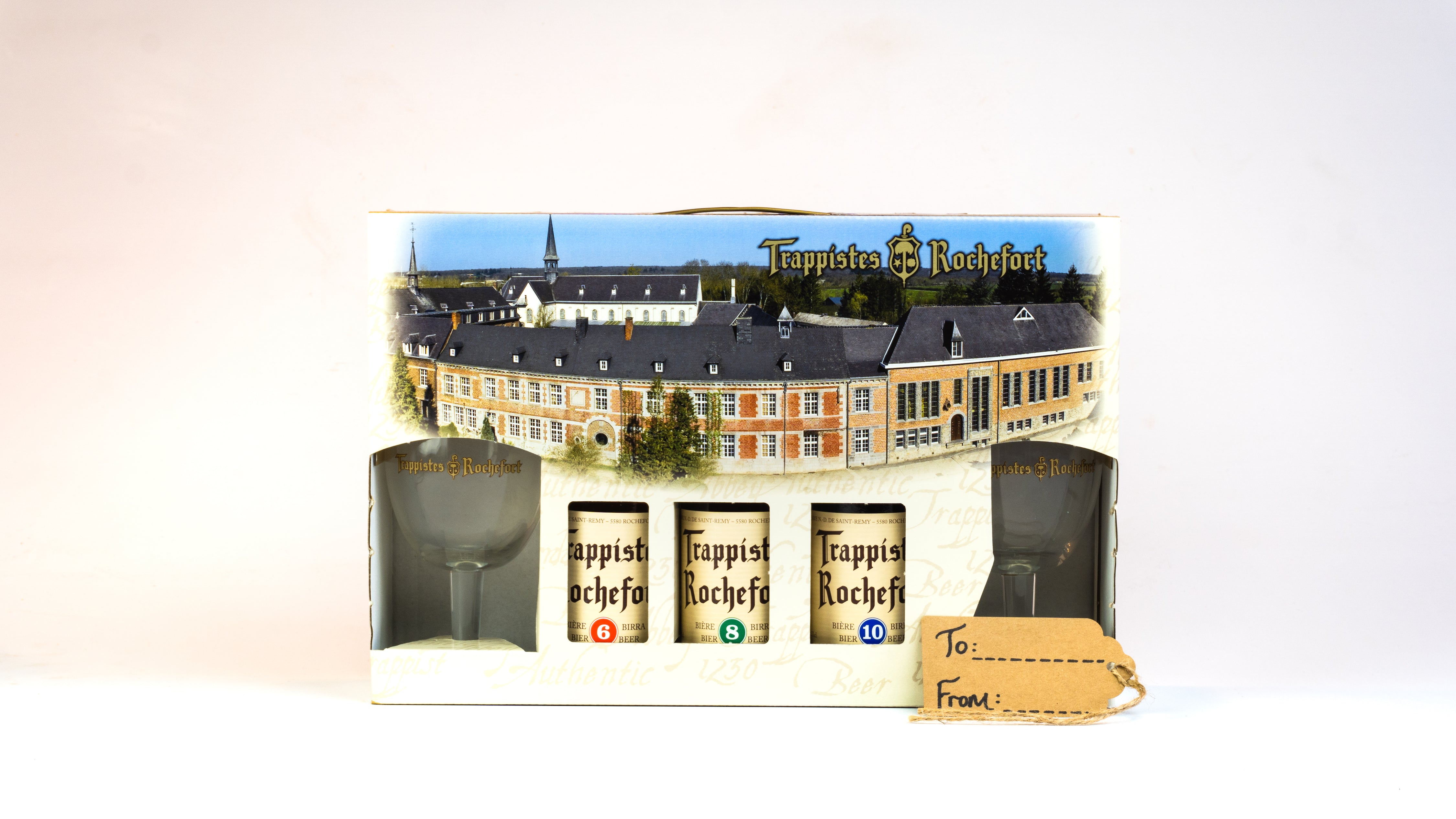 Trappistes Rochefort Beer Gift Pack