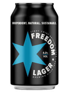 Freedom Lager 24 x 330ml Cans