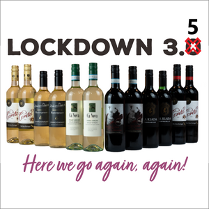 Lockdown Case 3.5 – Here we go again, again!