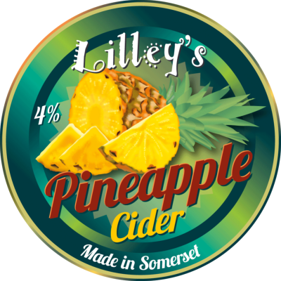 Lilleys Pineapple Cider 10ltr BIB