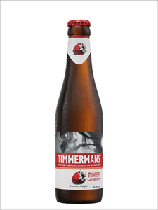 Timmermans Strawberry Lambicus 12 x 330ml Bottles