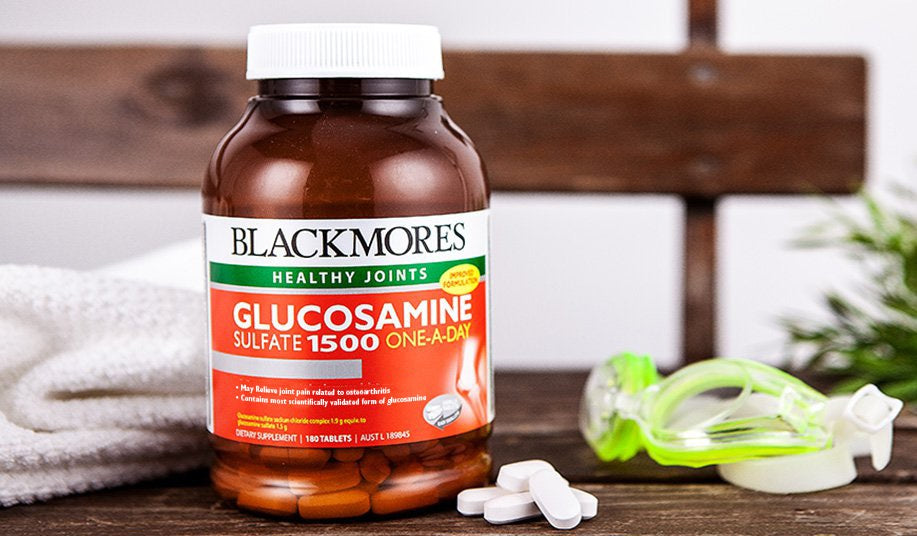 Blackmores Glucosamine Sulfate 1500mg One-A-Day 90s