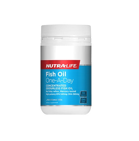 Nutralife Fish Oil 1 A Day 90s