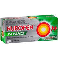 Nurofen Zavance Tablets 48s