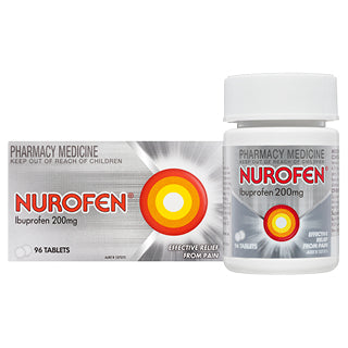Nurofen Tablets 96s