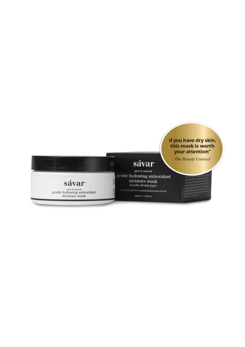 SAVAR G. Hyd. A/O Moist. Mask 100ml