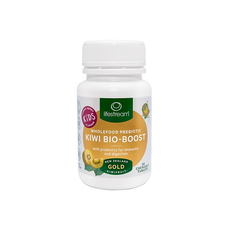 Lifestream Kiwi Bio-Boost Kids Chewable 30Tablets