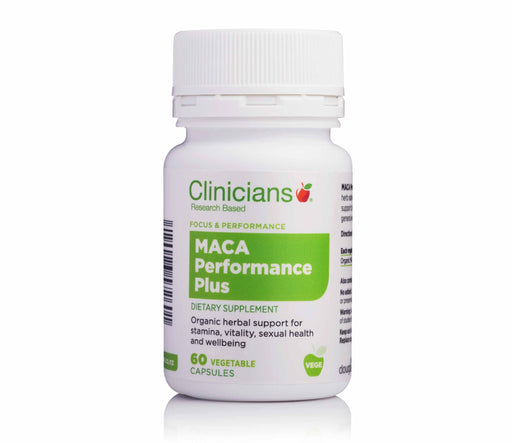 Clinicians Maca Performance Plus 60s