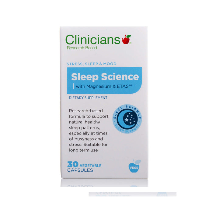 Clinician Sleep Science 30s