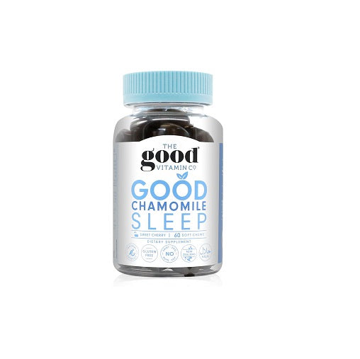 The Good Vitamin Good Chamomile Sleep 60s