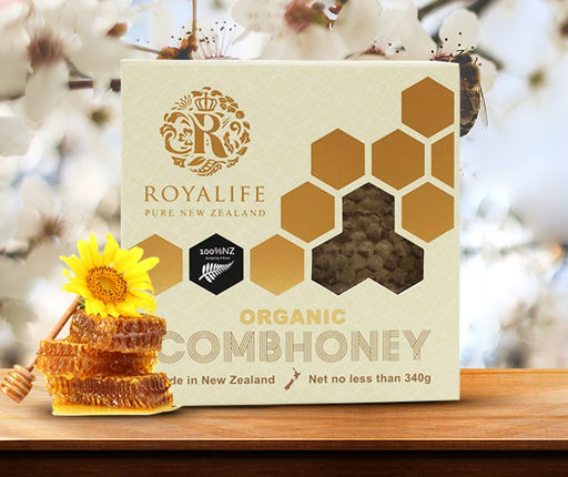 Royalife Honey Comb 340g