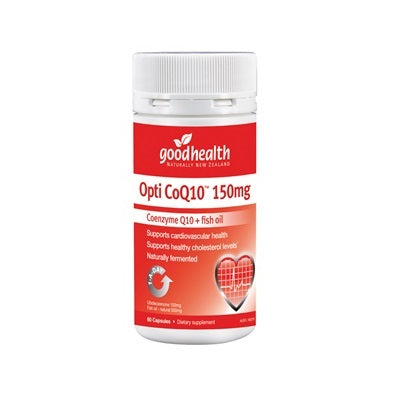 Good Health Opti CoQ10 150mg 60s