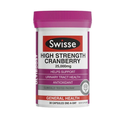 Swisse Cranberry 25000mg 30s