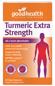GHP Turmeric Extra Strength 30caps