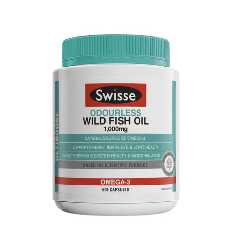 Swisse Fish Oil 1000mg 200s