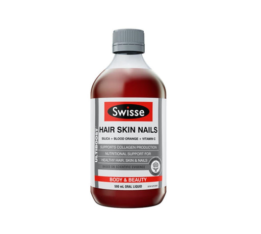 Swisse Hair Skin Nail 500mls