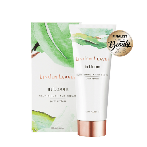 Linden Leaves IB Nourishing Hand Cr Green Verbena 100ml