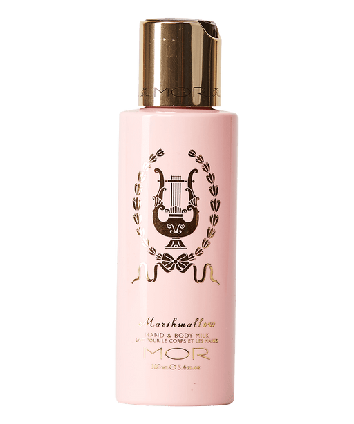 MOR Hand & Body Milk 100ml Marshmallow