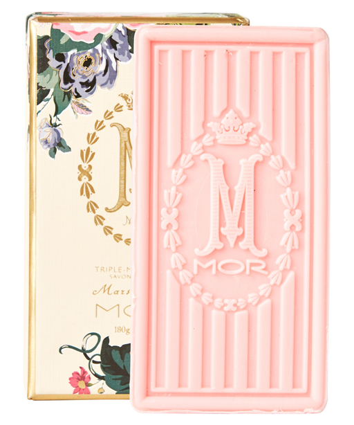 MOR Marshmallow 3 Mill Soap 180g