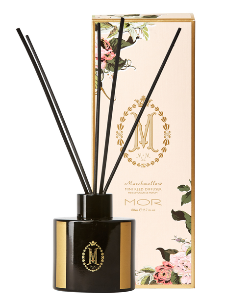 MOR Petite Reed Diffuser 40ml Marshmallow