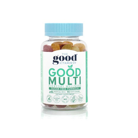 The Good Vitamin Good Multi Sugar Free 90s