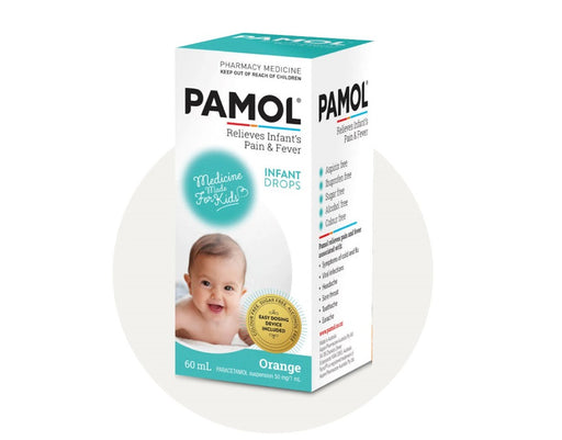 Pamol Infant 60ml