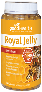 GHP Royal Jelly 365caps