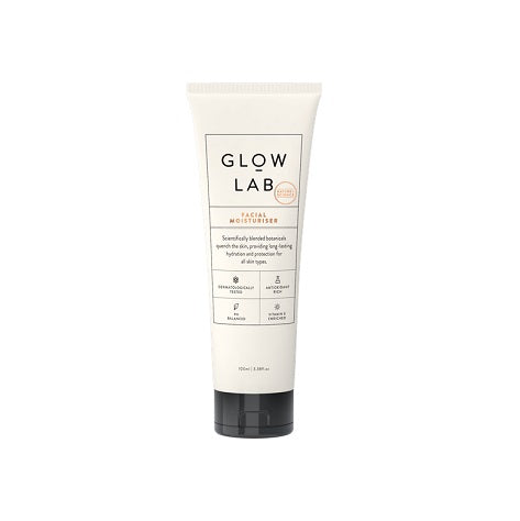 Glow Lab Facial Moisturiser 100ml