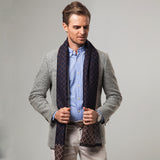 Plaid Faux Cashmere Scarves